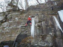 Rock Climbing Photo: Pneumococcus, M7