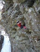 Rock Climbing Photo: Ride the Pony, M6