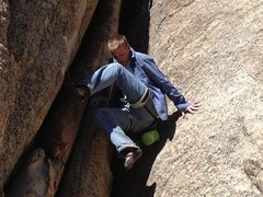 Rock Climbing Photo: Green Valley Lake
