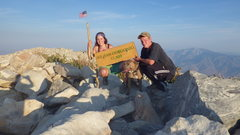 Rock Climbing Photo: San G!
