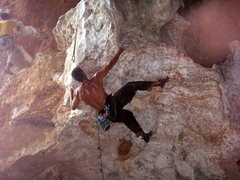 Rock Climbing Photo: There is always roof climbing in the caves if  you...