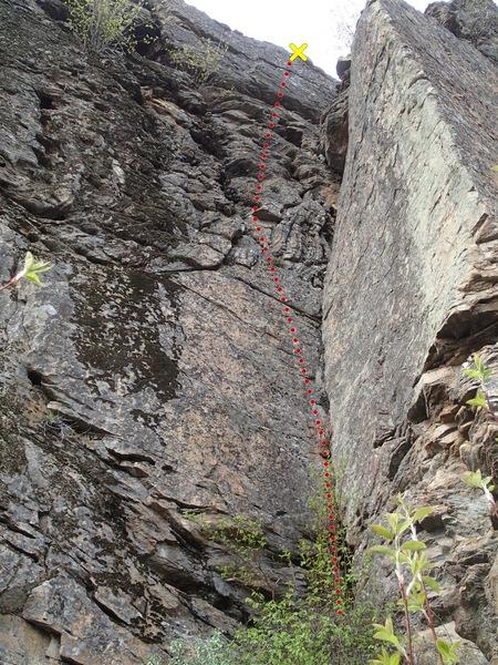 The Hermit topo