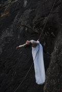 Rock Climbing Photo: Some bridal fun at Snake's Den