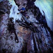 Rock Climbing Photo: M-A Nantel