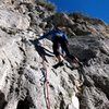 Fun climbing on Aetnea