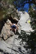 Rock Climbing Photo: Gnarls von Powderborne on Depends