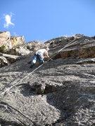Rock Climbing Photo: Adam, 3/28/2015.