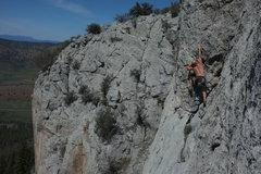 Rock Climbing Photo: louie