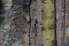 Rock Climbing Photo: clippin