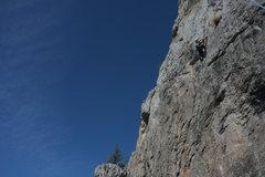 Rock Climbing Photo: corner
