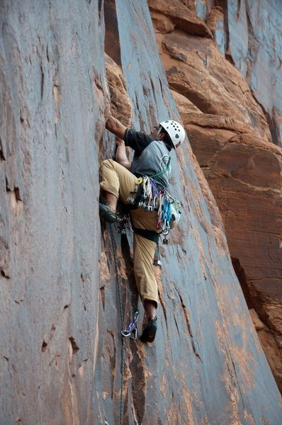 Some crack climb on Wall Street