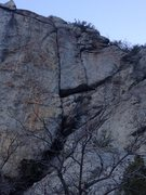 Rock Climbing Photo: Here's your chance, do your dance, at the Space Ja...