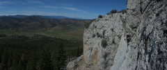 Rock Climbing Photo: pano