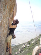 Rock Climbing Photo: Attempting Malnourished.