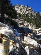 Rock Climbing Photo: Das Hinterland!!!