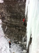 "Rock Climbing Photo: ""La fin du monde"" (M7+, 30m)  It might b..."