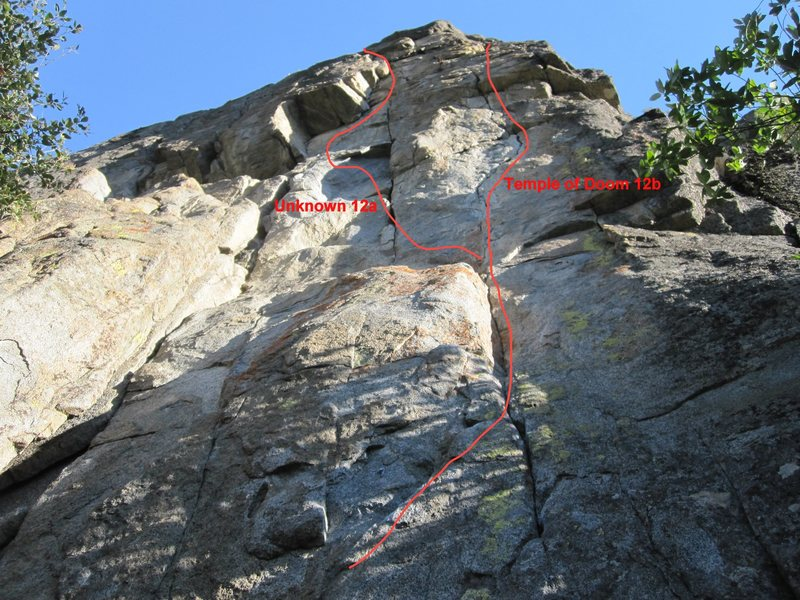 The route from the base