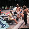 1973 Jim Bridwell ,George Homer and Nancy ,Richard MacHardy ... Brit Campsite.