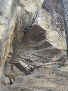 Rock Climbing Photo: Thunder Chicken!