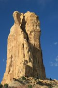 Rock Climbing Photo: Turkey Tower, from the southwest