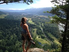 Rock Climbing Photo: A day on Beacon Rock, Wa