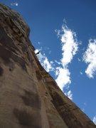 Rock Climbing Photo: Rapping off Turkey Tower via Swiss Gentleman