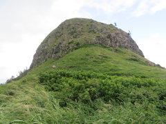 Rock Climbing Photo: Kahakuloa Head from the south.