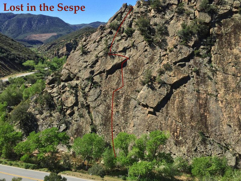 <em>Lost in the Sespe</em>