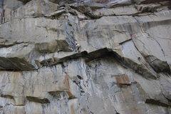 Rock Climbing Photo: Tioga Cliff