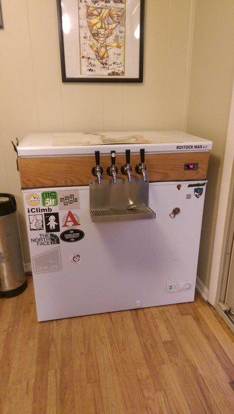 liquid courage dispenser