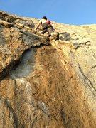 Rock Climbing Photo: simpson park