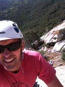 Rock Climbing Photo: On Elvis wall
