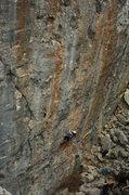 Rock Climbing Photo: shredding