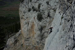 Rock Climbing Photo: me' lover
