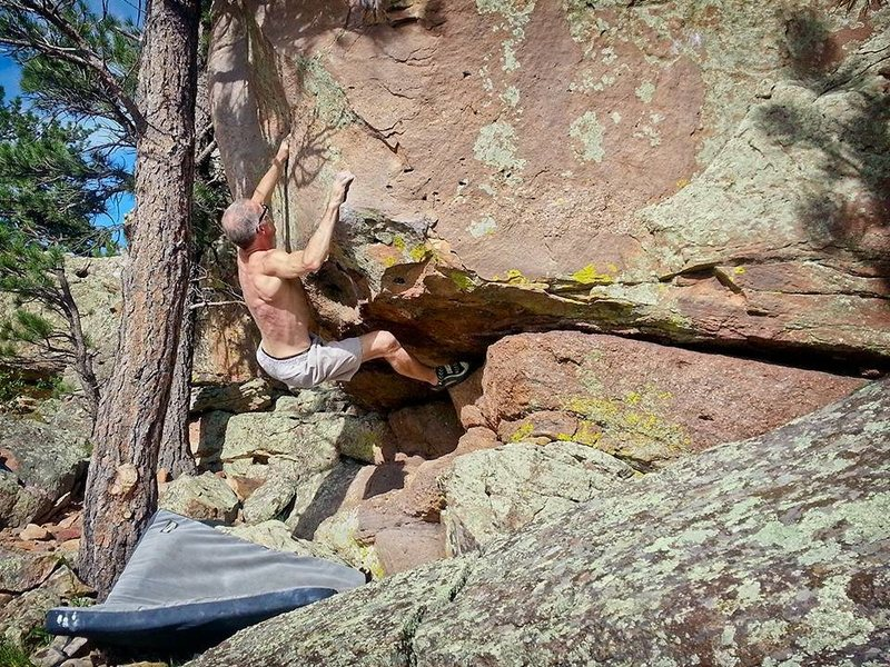 Rock Climbing Photo: RPW.