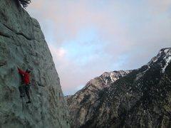 Rock Climbing Photo: Photo by A.A. (Ari Alba, not Ansel Adams)