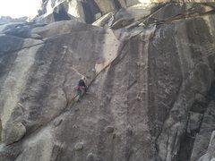 Rock Climbing Photo: Some hot Jorden action!