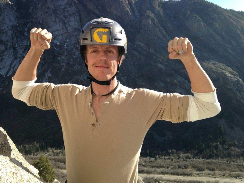 Rock Climbing Photo: Last known photograph....