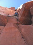 Rock Climbing Photo: In the beginning....there was stoutness, and it wa...