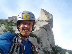 Rock Climbing Photo: Soooo close!