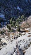 Rock Climbing Photo: Amazing route