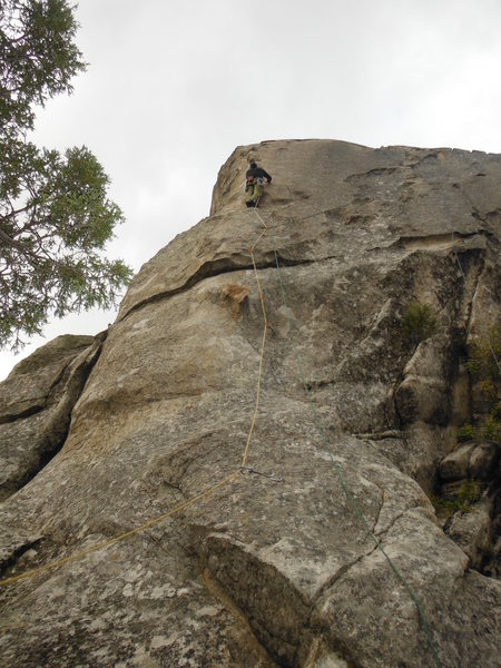 Rock Climbing Photo: Epic day