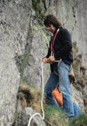 Rock Climbing Photo: Al Manson