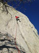 Rock Climbing Photo: Off-width varietah!