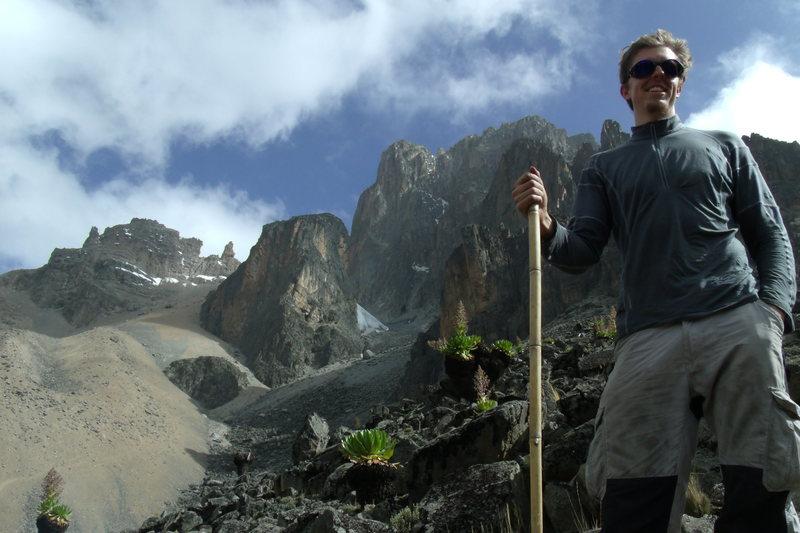 Rock Climbing Photo: At Camp 1