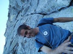 Tahquitz Wong climb