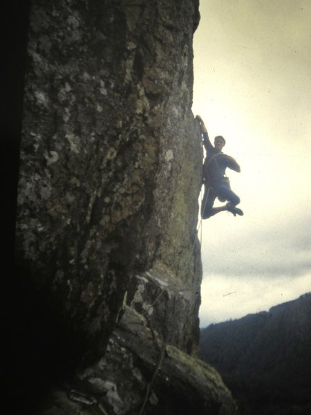 Rock Climbing Photo: Last Pitch...