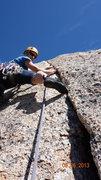 Rock Climbing Photo: West Face of NEWS, Washington Pass
