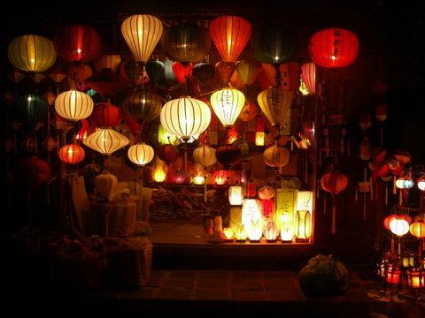 Chinese New Year in Vietnam.