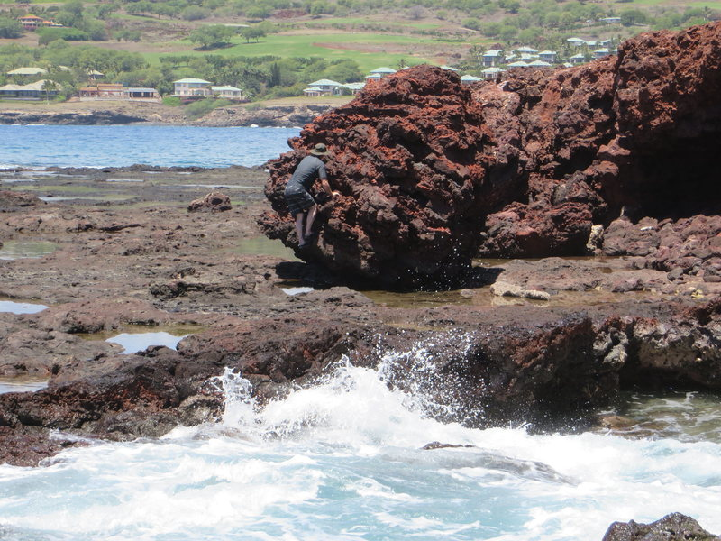 Rock Climbing Photo: The Gazebo.